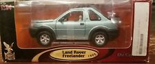 Road Signature  Land Rover Freelander1999 1:24 #93024 Light Green Color