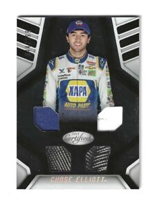 2018 Certified COMPLETE MATERIALS #CM-CE Chase Elliott #044/299! SWEET & SCARCE!