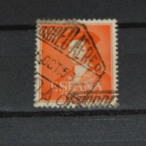 Briefmarke Spanien Mi 1006 gestempelt, König Ferdinand der V.