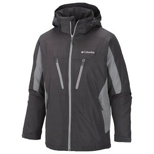 COLUMBIA ANTIMONY IV JACKET MENS MEDIUM NWT  $150
