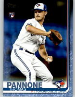 2019 Topps Update THOMAS PANNONE Fathers Day Blue /50 Blue Jays Rookie #US239