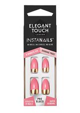 Elegant Touch Instanails Stiletto Nails - Pink Cadillac 3-min Fix