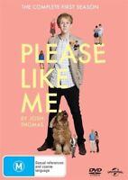 PLEASE LIKE ME : SEASON 1 : NEW DVD