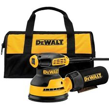 NEW DEWALT DWE6421K Random Orbit Sander Kit, 5