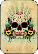 Mexican/Candy/Sugar SKULL Mouse Mat / Pad. Fade and Scratch Resistant. Gift Idea