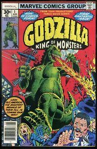 Godzilla #1 VF/NM