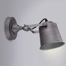 Neu Antik-Stil Industrie Wandlampe Wandleuchte Vintage Metall Lampe Leuchte Loft
