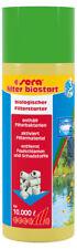 6er Pack sera pond filter biostart, 6 x 250 ml