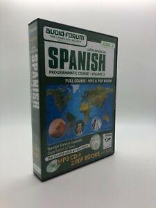 FSI: Programmatic Spanish 2 (PC/MAC) by Audio-Forum