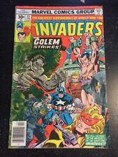 Invaders#13 Awesome Condition 5.0(1976) The Golem !!