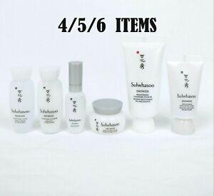 Sulwhasoo Snowise Brightening Travel Set (4 / 5 / 6 Items)