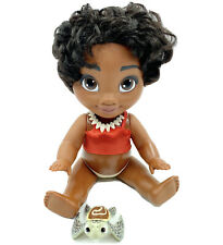Disney Baby Moana Doll With Turtle Toy 12 Inch Toy Kids