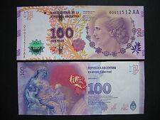 Argentina 100 pesos 2016 (pnew) UNC