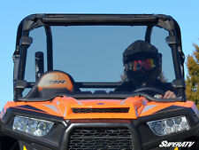 SUPERATV POLARIS RZR 900 CLEAR FULL WINDSHIELD ALL MODELS 2015+ XP S 900 4