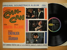 soundtrack LP CAN CAN 1960 Denmark with movie booklet FRANK SINATRA