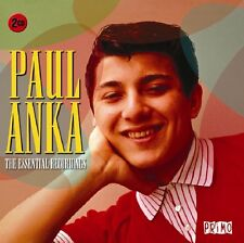 Paul Anka - The Essential Recordings (2015)  2CD NEW/SEALED  SPEEDYPOST