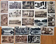 New Listing20 Ww2 Souvenir Postcards From Soldier Leave France New Original Paper Sleeve