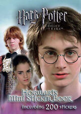 Harry Potter and the Goblet of Fire: Mini Sticker Book (Harry Potter Film Tie In