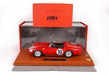 Ferrari 250 TR61 Winner le mans 1961 lim.ed. 99 1/18  pcs BBRC1804V  BBR