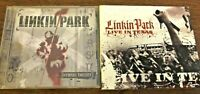 LINKIN PARK 2 PK (CD LOT) SEE PIC