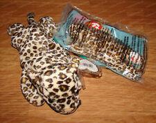 Freckles the Leopard (Ty Beanie Collection & McDonalds) June 3, 1996 PE Pellets