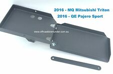 Dual Battery Tray for Mitsubishi MQ Triton 2016 & QE Pajero Sport 2016 - current