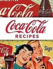 Retro Coca Cola Recipes (2016, Spiral)