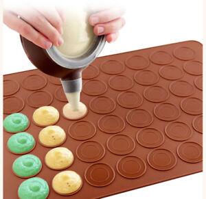 Macaron Matte Silikon Backform Doppelkekse Backform Kekse Pralinen Macarons