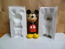 CLAY ETC MICKEY MOUSE SET SILICONE MOULD FOR CAKE TOPPERS CHOCOLATE