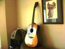 Left handed Hohner Acoustic Electric. Hw90-Lh