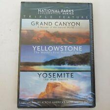 National Parks Exploration Series DVD Triple Feature 2012  683904527073