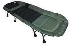 Karpfenliege 8-Bein, Bedchair, Campingliege, TOP-Qualität, Markenprodukt, Q-Tac
