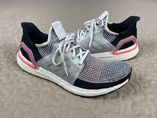 Adidas Ultra Boost 19 Laser Red Mens sz 14 Running Shoes Sneakers