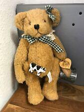 Sunkid Stofftier Teddy Bär 30 cm. Unbespielt. Top Zustand