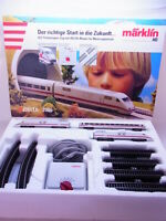 81642 Märklin H0 2986 Ice Wagon Départ Delta Numérique en Emballage D'Origine