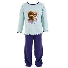 Pyjamas pour fille de 2 à 16 ans en 100% coton taille 5 - 6 ans