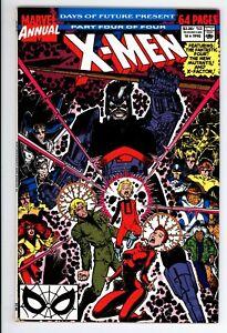 Uncanny X-Men Annual 14 - 1st Gambit - High Grade 9.4 NM