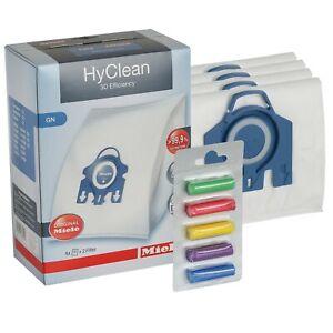 Miele Hoover GN HyClean Vacuum Cleaner Dust Bags & Filters & Fresheners