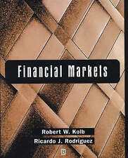 FINANCIAL MARKETS, Rodriguez, Ricardo J., Kolb, Robert