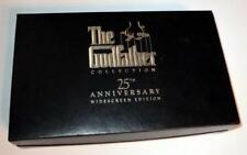 Godfather Collection 25th Anniversary Widescreen (VHS, 1997, 6-Tape Set)