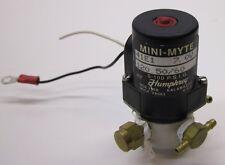 Humphrey M41E1 120VAC Mini-Myte Solenoid Valve, 4 Way