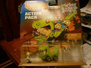 hot wheels rug rats action pack from rugrats movie