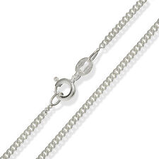 Cadena en Plata de Ley 40.6cm 45.7cm 50.8cm 55.9cm 61cm 925 Corte Diamante / C