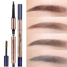 1Pcs Multi-function 3D Eyebrow Pencil+Eyebrow Powder Stick+Mascara Waterproof