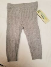 12 months Genuine Kids from Oshkosh Gray Leggings New with tags