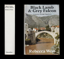 Black Lamb and Grey Falcon JOURNEY THROUGH YUGOSLAVIA, 1937 Macedonia MONTENEGRO