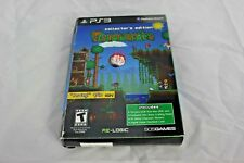 Terraria Collector's Edition PS3 Brand New