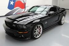 2008 Ford Mustang Shelby GT500 Coupe 2-Door