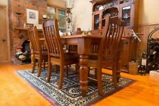 Pine Colonial Dining Furniture Sets