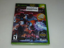 BRAND NEW FACTORY SEALED XBOX VIDEO GAME MECHASSAULT MICROSOFT NFS